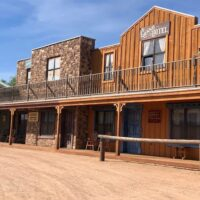 Real Wild West at Arizona's Tombstone Monument Ranch