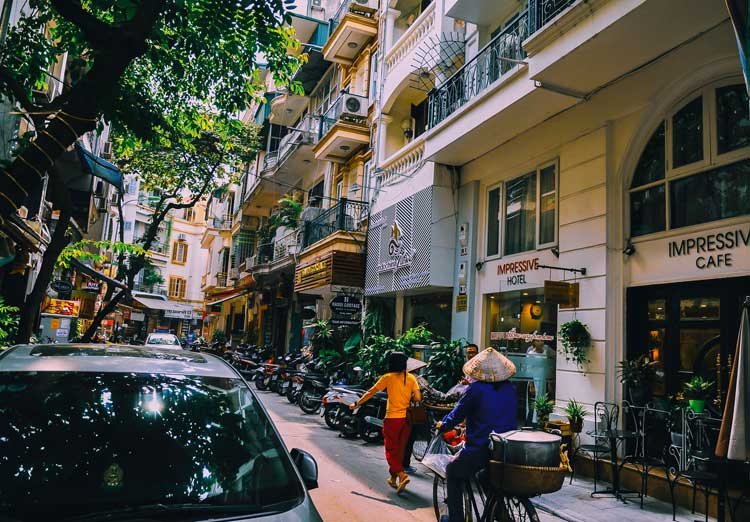 Ho Chi Minh is a top destination for digital nomads