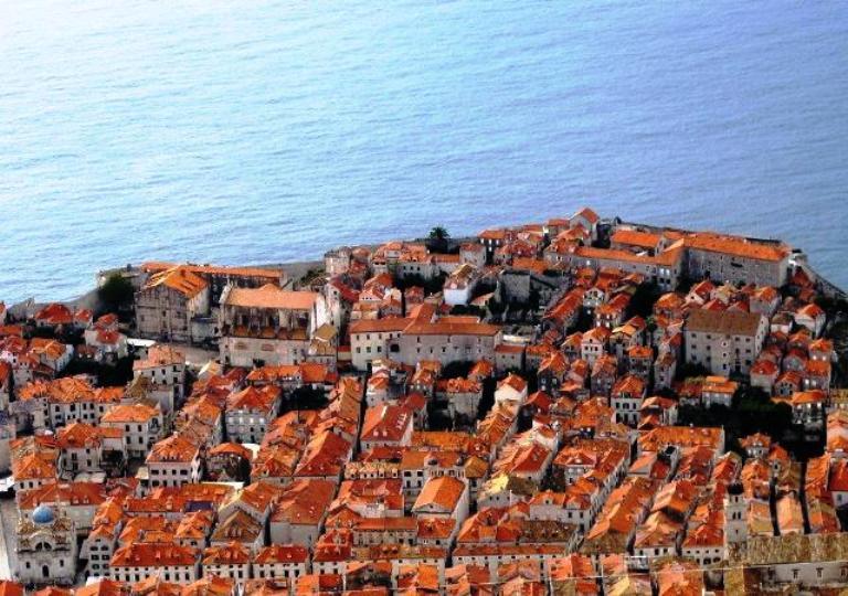 Overview of the Delightful City of Dubrovnik, Croatia. Photo by Fyllis Hockman