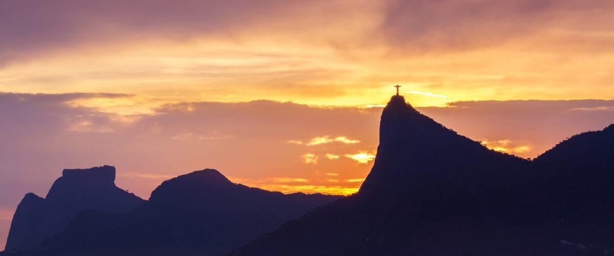Christ the Redeamer Rio de Janeiro.