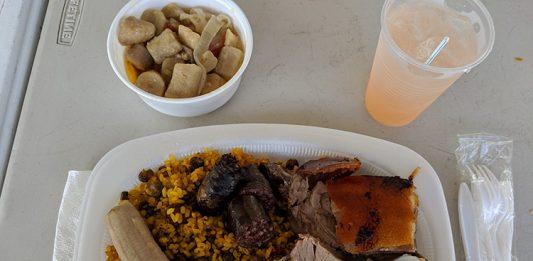 Puerto Rico Journey: Discovering a Puerto Rican Lechonera