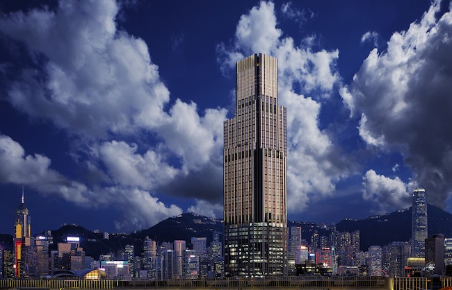 Rosewood Hong Kong, China - Best Achievement in Design. Photo courtesy of Virtuoso
