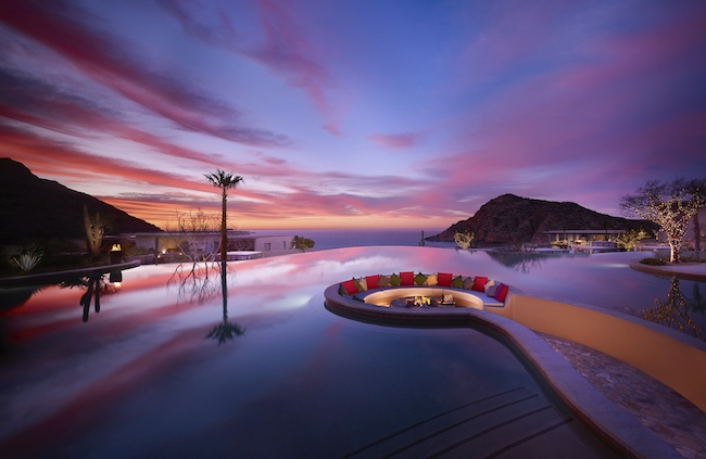 Montage Los Cabos, Cabo San Lucas, Mexico, voted best newcomer. Photo courtesy of Virtuoso