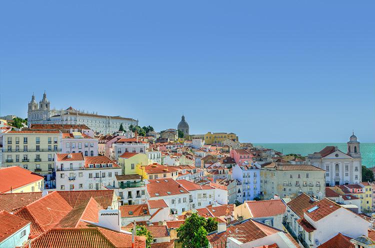Lisbon Houses.