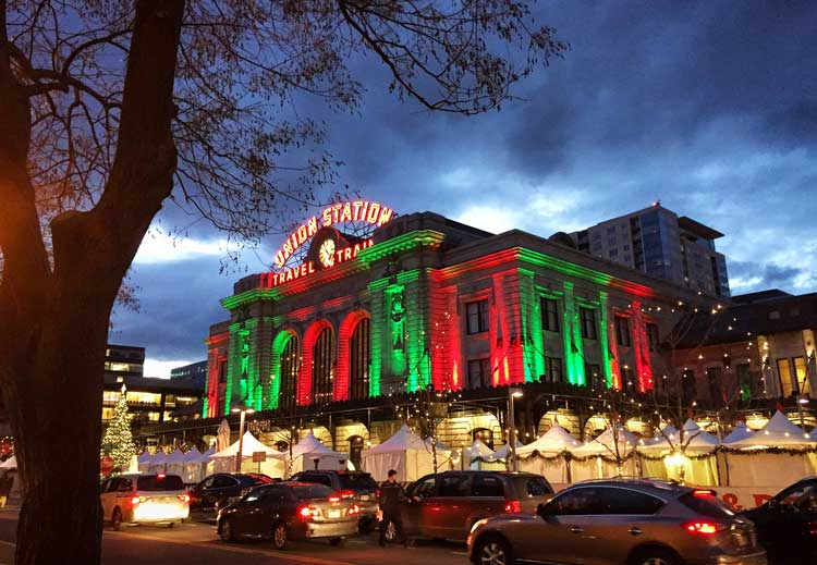 Denver Union Station. Photo by Rich Grant.