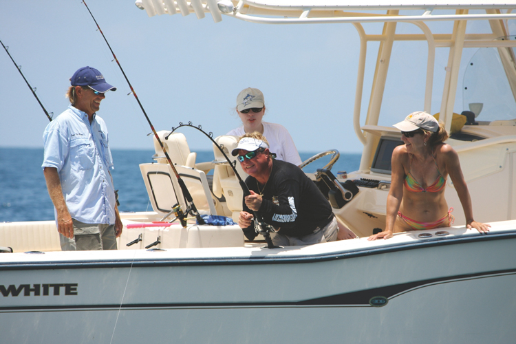 Fishing near Fort Myers and Sanibel Island