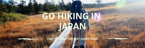 Find a hiking guide to hike in the Japanese Alps