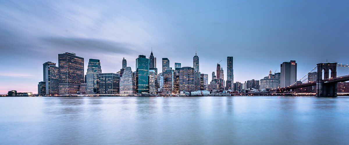 A walking tour of New York City