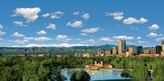 Denver is a top destination in Colorado