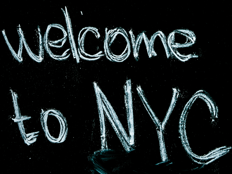 Welcome to NYC. A free walking tour of New York City