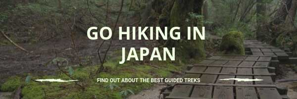 Hiking guides in Japan
