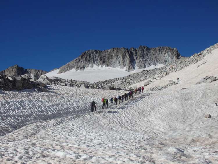Climbing Mount Aneto © Miriam Marco Sanchez