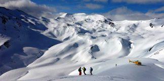 Heliskiing in Val d'Aran in the Pyranees