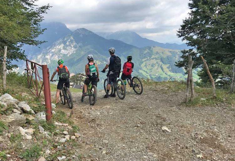 Mountain biking Kranjska Gora