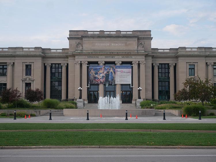 Missouri History Museum. Photo by Tom Varner.