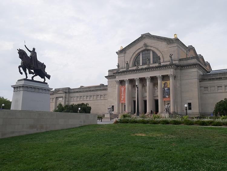 St. Louis Art Museum. Photo by Tom Varner.
