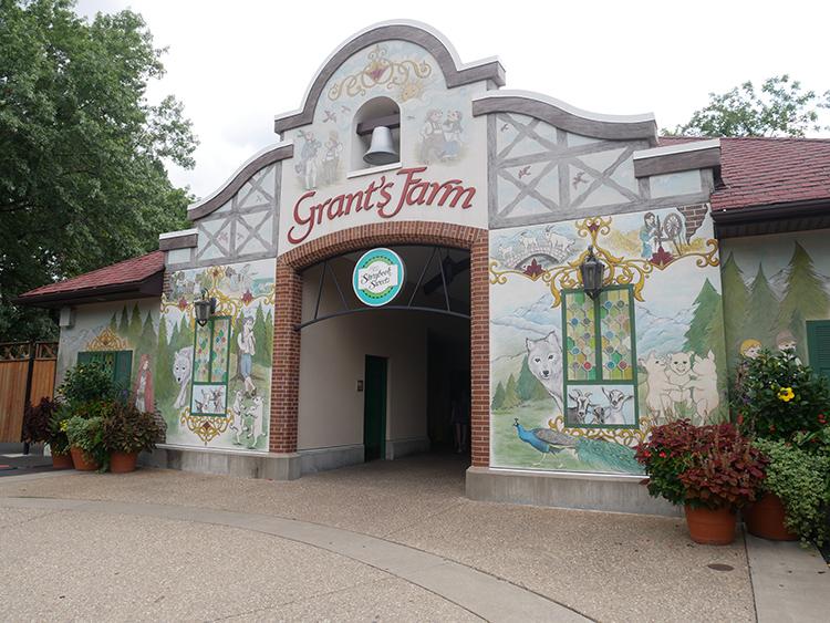 Grant's Farm. Photo by Tom Varner.