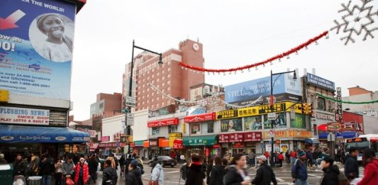 Traveling Around the World in Queens, New York