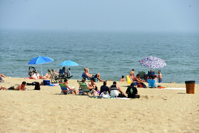 Inviting Rockaway Beach is one of many pleasant surprises in Queens, New York. Photo by NYC Parks Department
