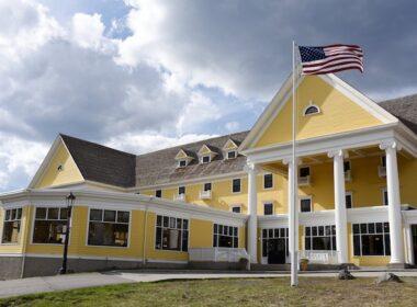 Lake Yellowstone Hotel. Photo courtesy of Xanterra Hospitality