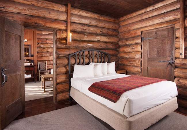 Room in The Old House. Photo courtesy of Yellowstone National Park Lodges
