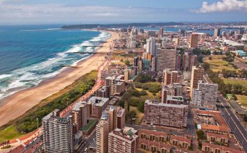 Beachfront Hotels in Durban South Africa