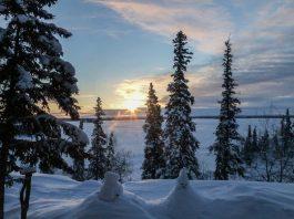 Ecolodge in Northwest Territories