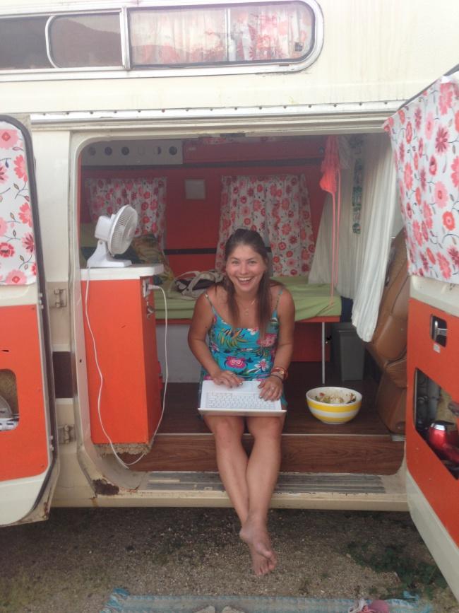 road trip- canada to baja- solo traveler- van life