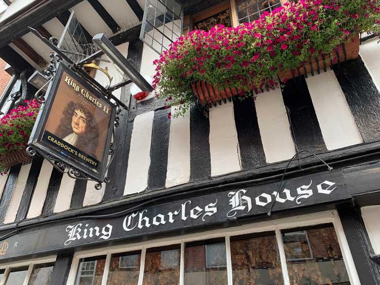 King Charles House