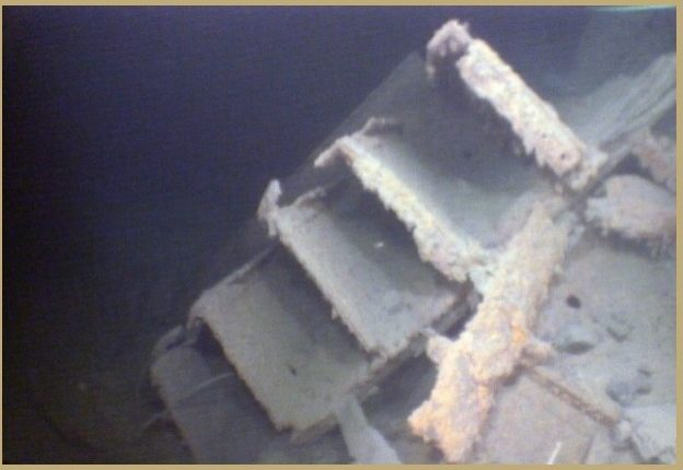 S.R. Kirby wreck site
