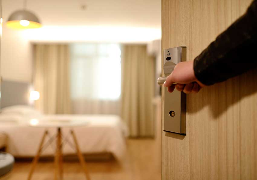 Hotel rooms need to be accessible for handicapped travelers