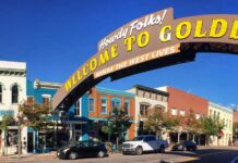 Golden, Colorado offers a variety of good restaurants.