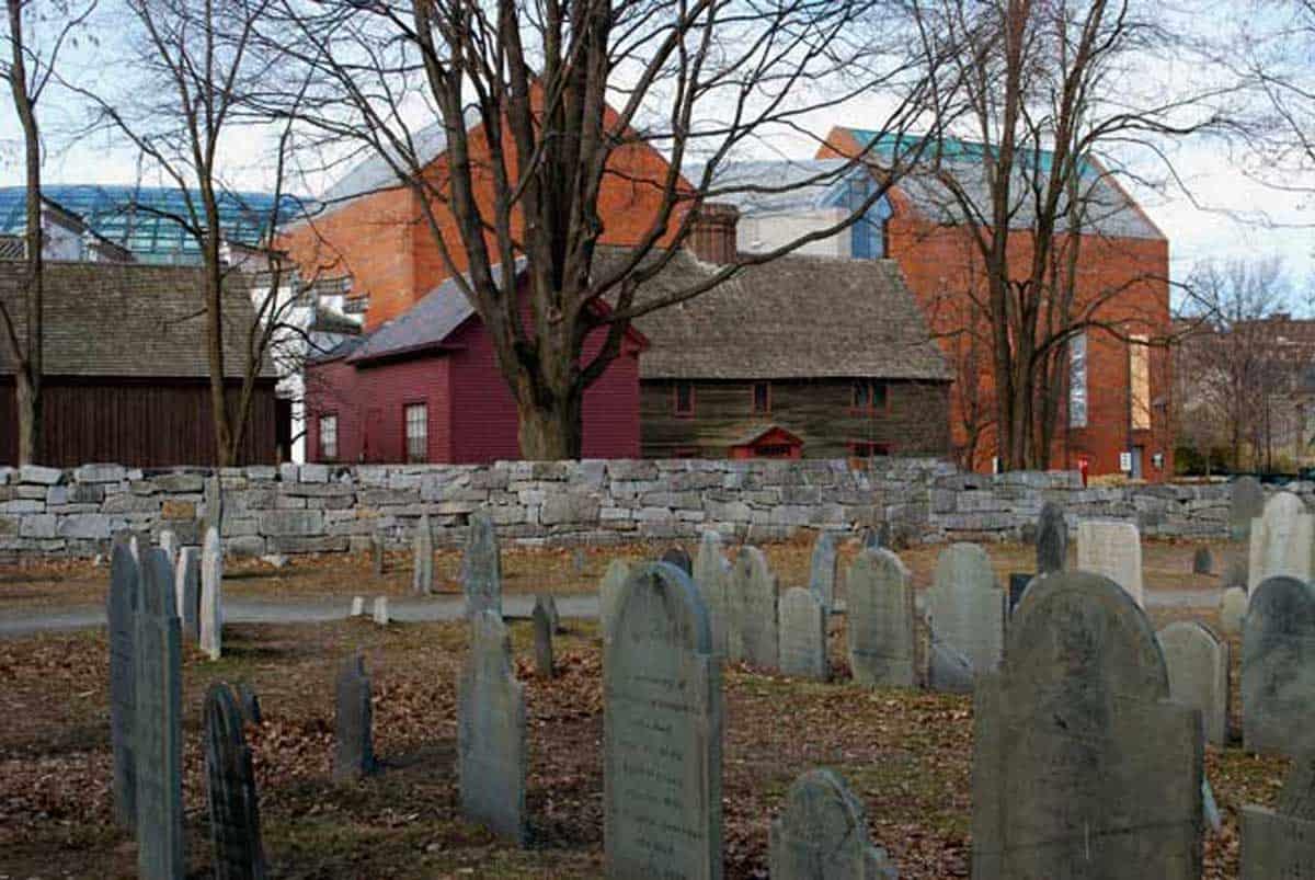Halloween in Salem, Massachusetts