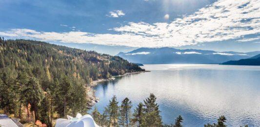 Namaste! Yoga Retreat in British Columbia's Kootenay Lake Region