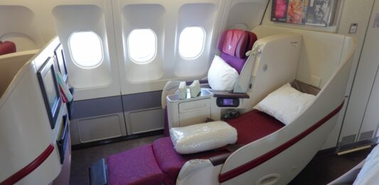 Air Italy Business Class Flight Review: Los Angeles to Milan