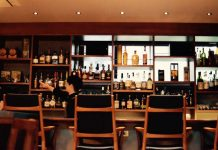 Bridge Bar is one of the best bars in Shinminato Japan