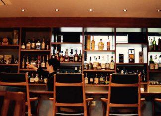 Bridge Bar is one of the best bars in Shinminato Japan