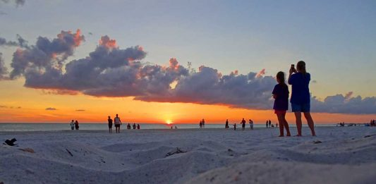Beach Vacation on Florida's Anna Maria Island