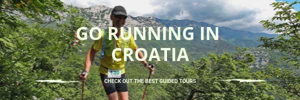 Trail running in Croatia