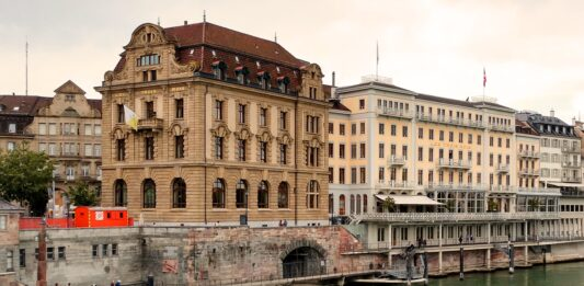 Luxury in Basel – Napoleon Suite Tour at the Grand Hotel Les Trois Rois