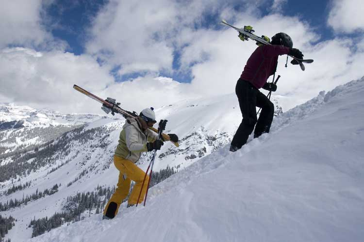 Colorado is a top ski destination. Photo by Matt Inden/Miles