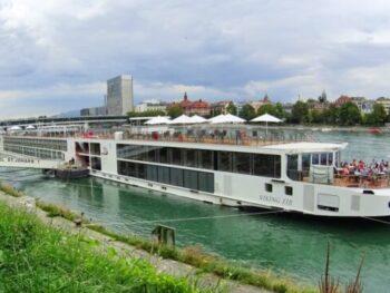 Viking Eir river cruise ship