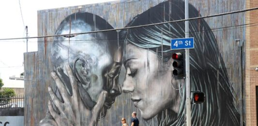 An Urban Ramble through LA's Arts District