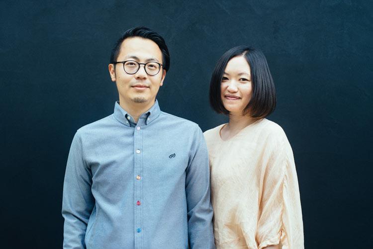 Tomotsugu Yamakawa and Satsuki Yamakawa