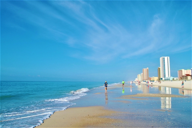 Alabama's Gulf Coast Offers 32 Miles of Pristine Beaches. Photo by Gulf Shores & Orange Beach Tourism