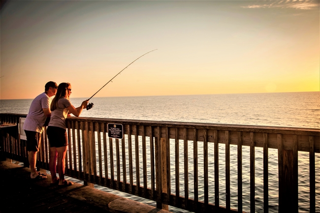 The Fishing's Great in Waters Off Alabama's Gulf Coast. Photo by Gulf Shores & Orange Beach Tourism
