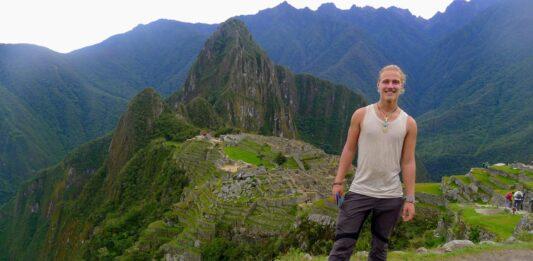 One Man, 45 Countries, 50 Euros: New Book Shares Worldwide Adventure