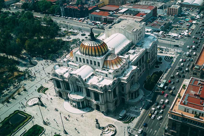 Travel in Mexico City