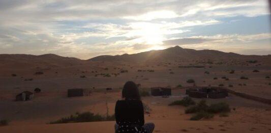 Across the Saharan Desert: Morocco