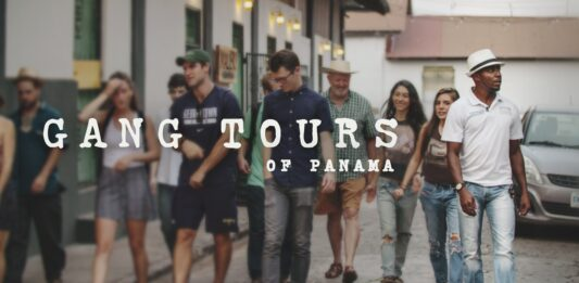 Gang Tours of Panama: Gang Members Turned Tour Guides